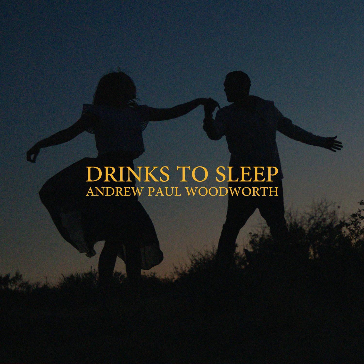 Andrew Paul Woodworth - Drinks To Sleep Album Cover